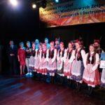 Młodzi artyści wystąpili w Wolborzu