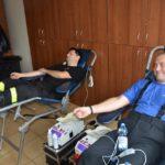 Oddali honorowo krew